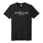 Blk Shirt Kingdom Strong