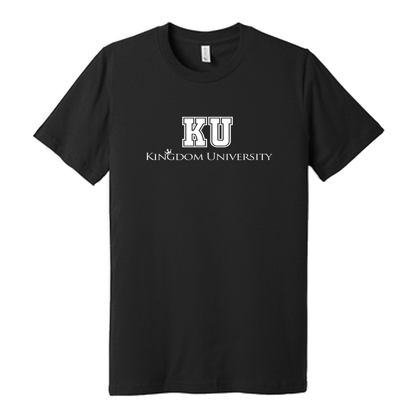 Blk Shirt Kingdom University